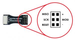 circuit sticker microcontroller tutorial