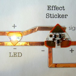 Chibitronics Effects Sticker LED Circuits