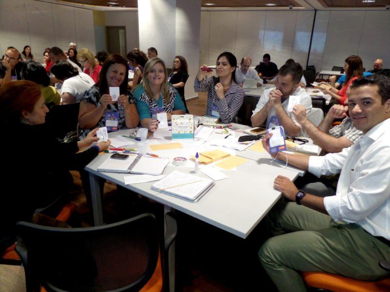 Chibitronics at Programaê! Makers Educa in Brazil
