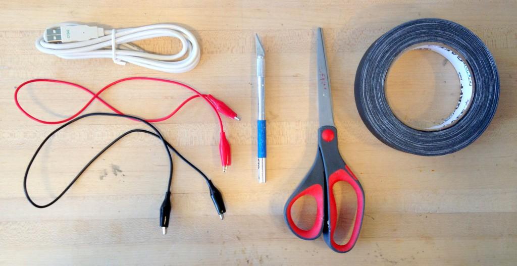 USB materials