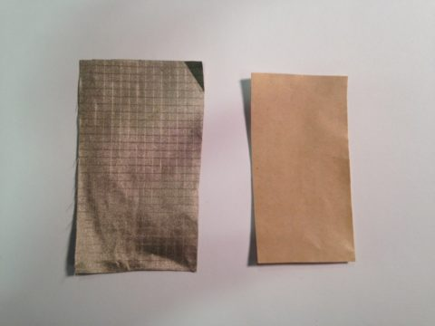 Conductive Fabric Circuit Patches