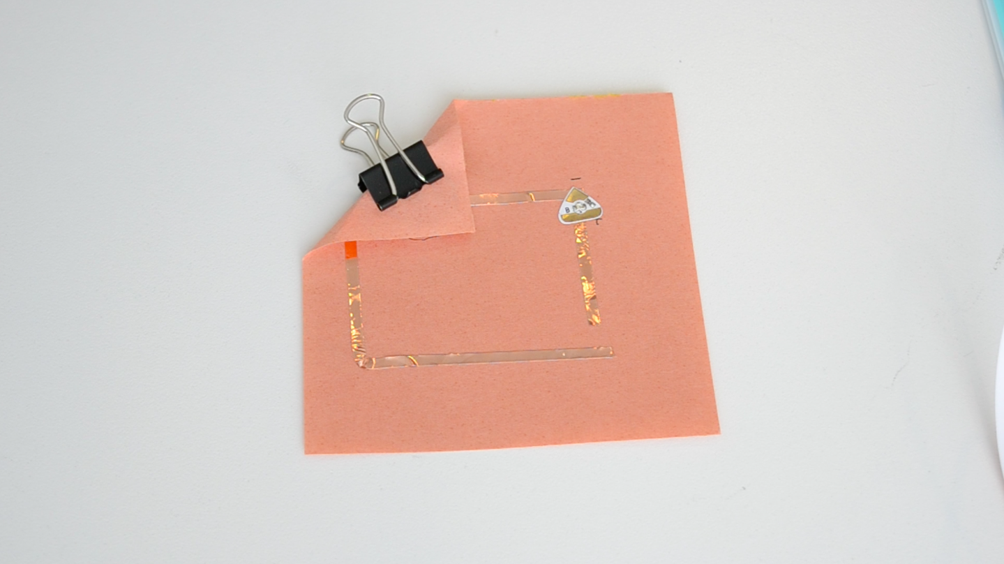 How To Chibitronics Led Circuit And Battery Holder Tutorials Magnetic Paper Switch