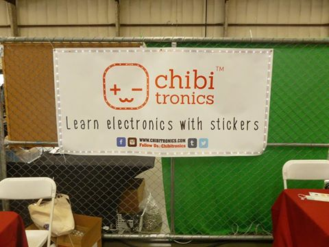 Maker Faire Chibitronics