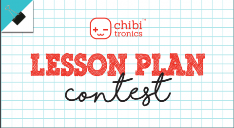 Chibitronics Lesson Plan Contest