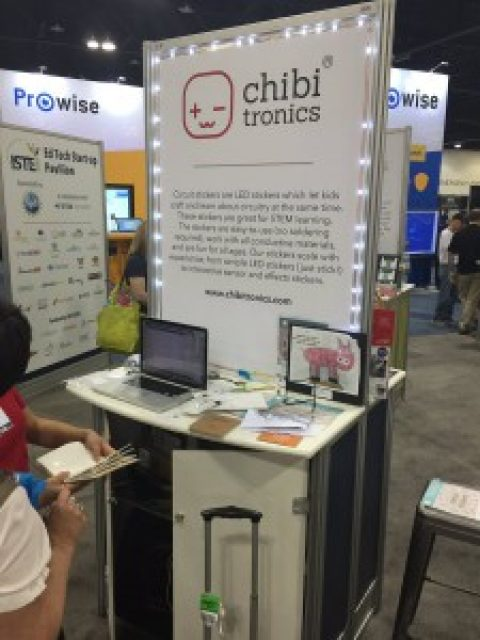 Our First ISTE Appearance