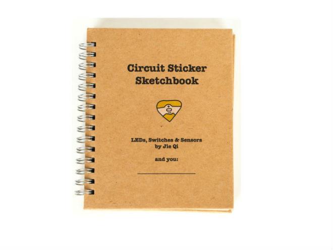 Circuit Sticker Sketchbook Img