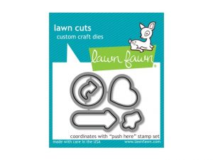 Lawn Fawn Push Here Cuts