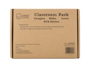 Classroom Pack - Red, Yellow and Blue
