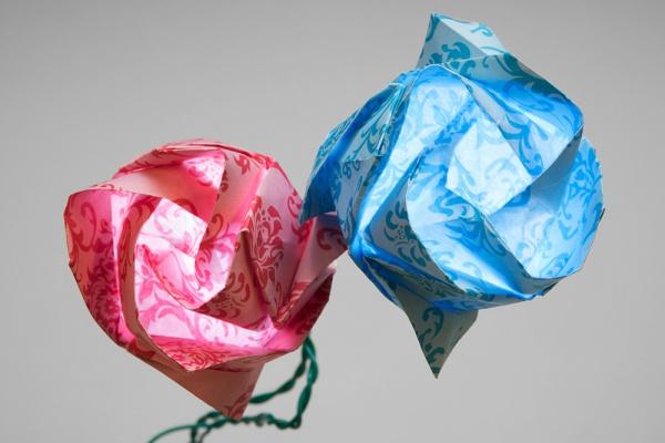 Origami Paper Circuits