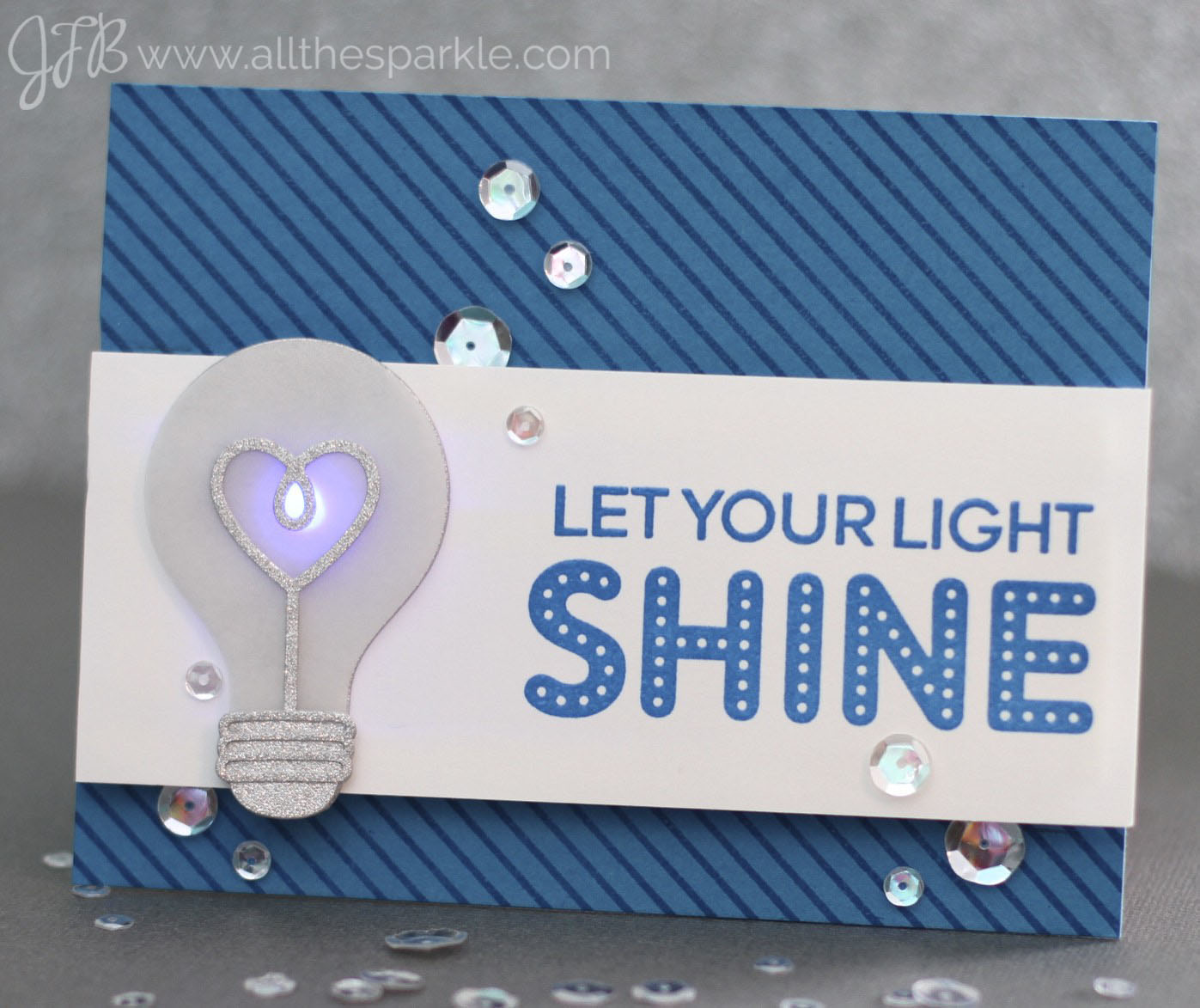Light It Up Blue (for Autism Awareness)