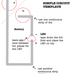 Simple Circuit Template