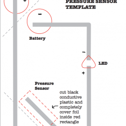 Pressure Sensor Template