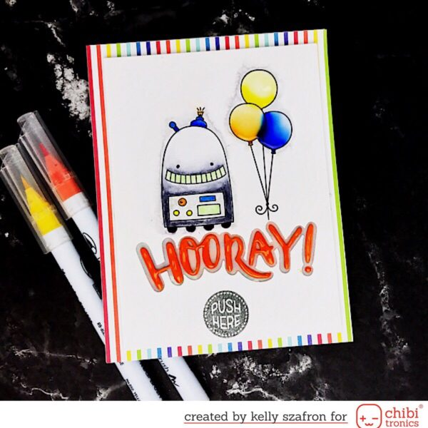 Hooray Tween Boy Birthday Card