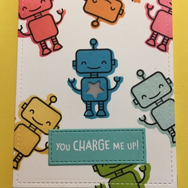 Kids Workshop with Charge Me Up Robot