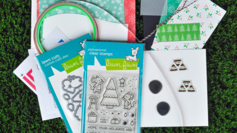 Chibitronics + Lawn Fawn Collaboration Kit!
