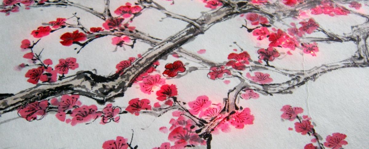 LED Flower Painting