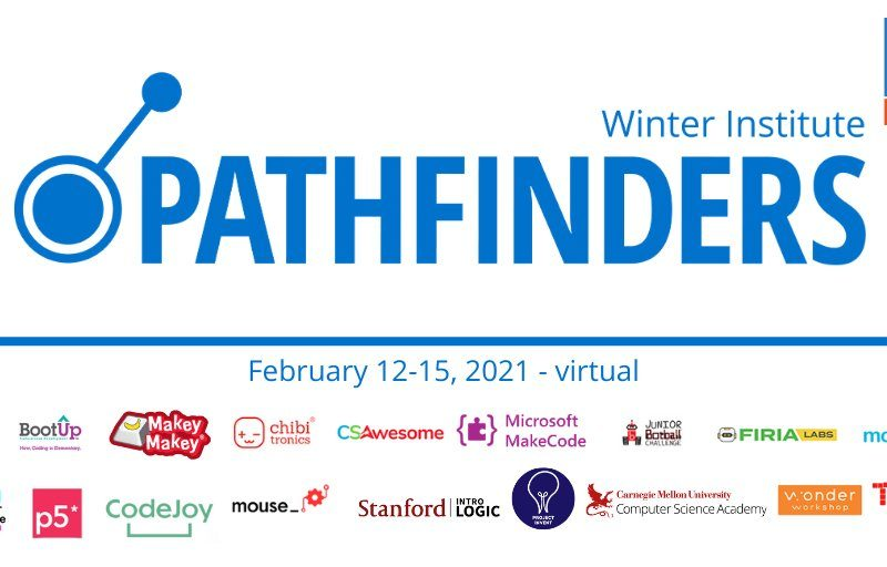 Chibitronics at Pathfinders Winter Institute 2021