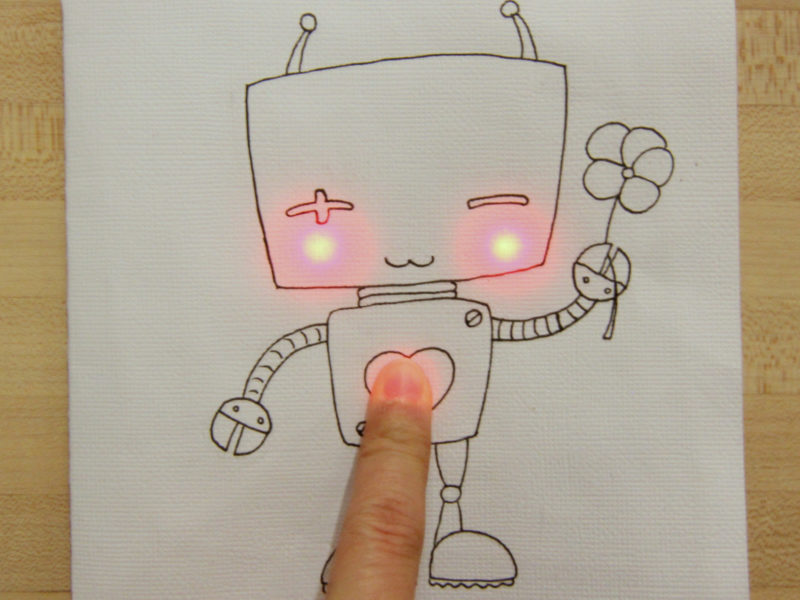 Paper Circuits Online Workshop Series