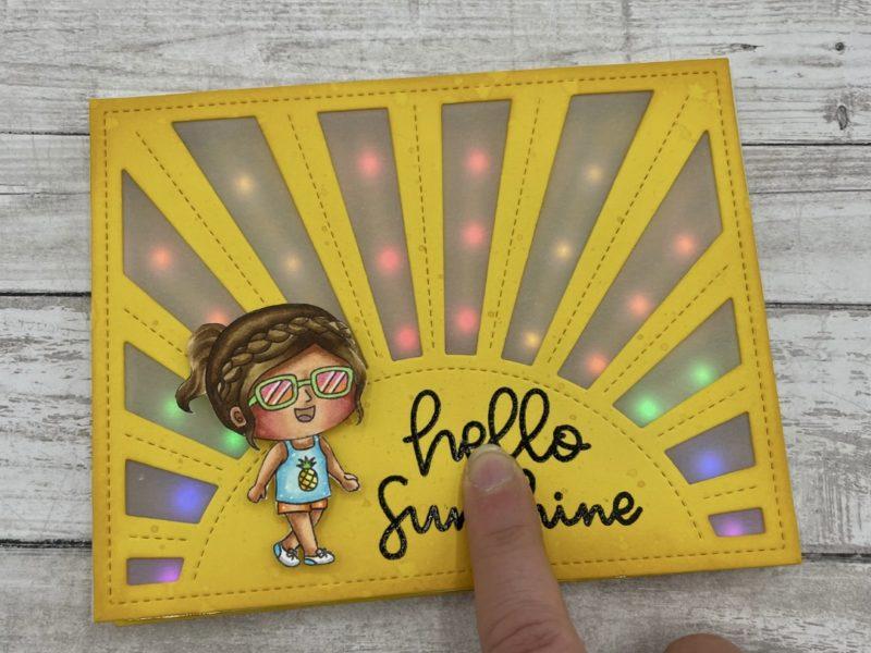Summertime Sunshine and Rainbows with Lights Sampler MegaPack