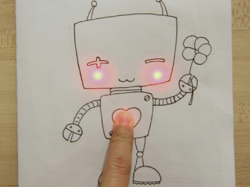 Creative Paper Circuits Series – Fall Session!