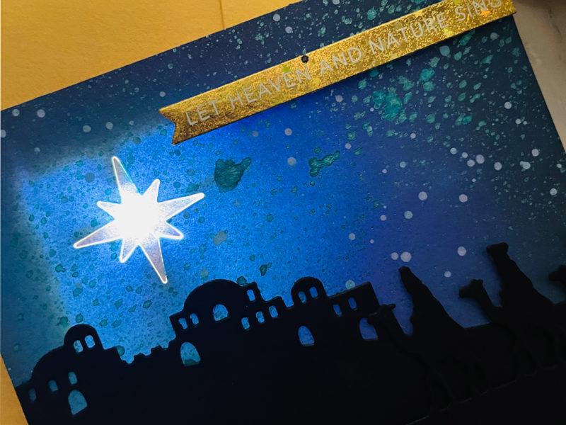 Create A Simple Circuit Christmas Light Up Card